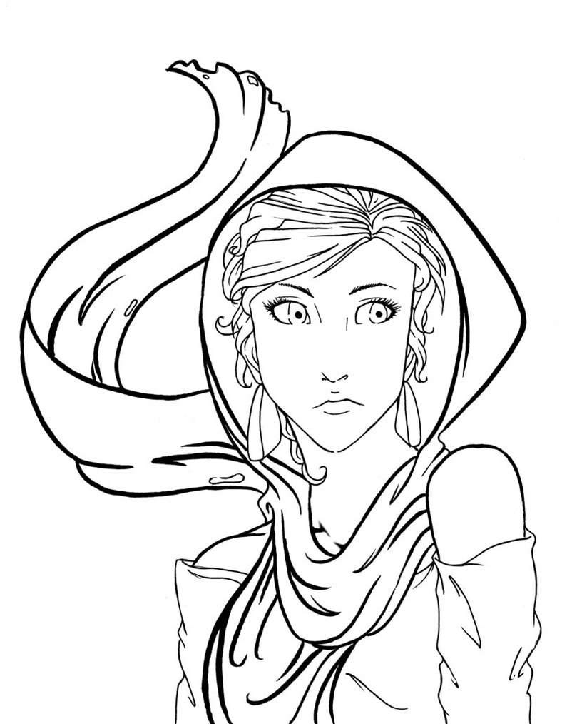 free rahab coloring pages - photo#2