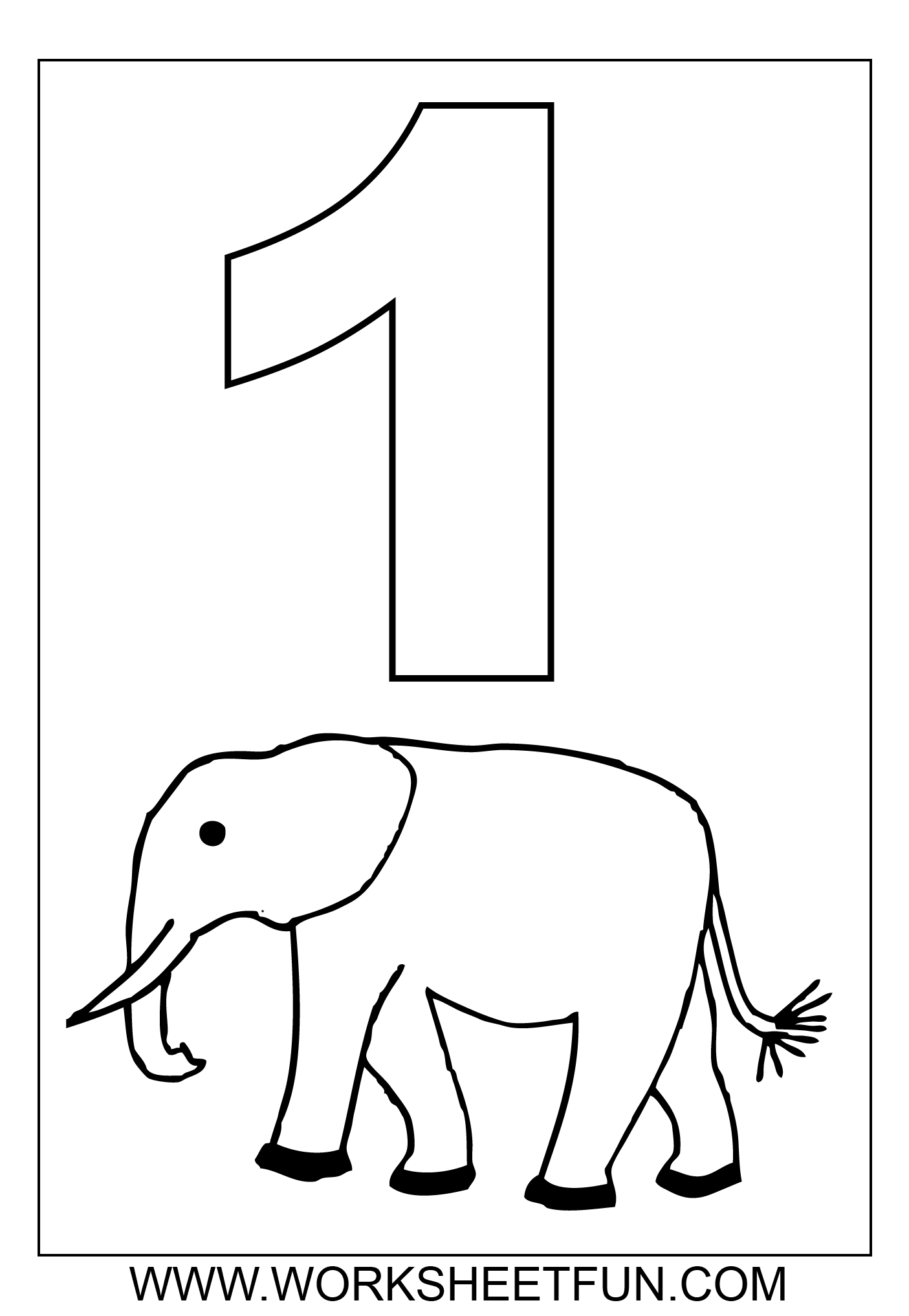 Adult Beauty 1 Coloring Page Images top printable coloring pages numbers 1 20 number jamesenye gallery images