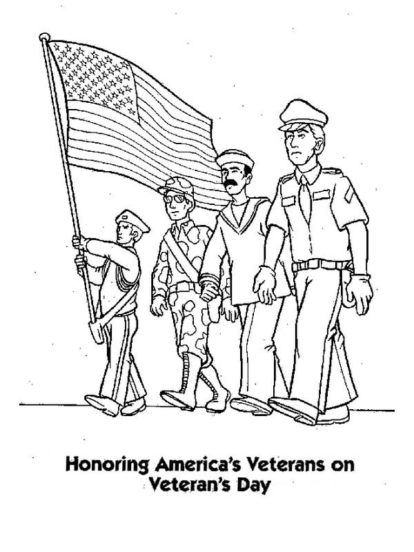 Veterans Day Coloring Pages Free Az Coloring Pages Veterans Coloring Pages