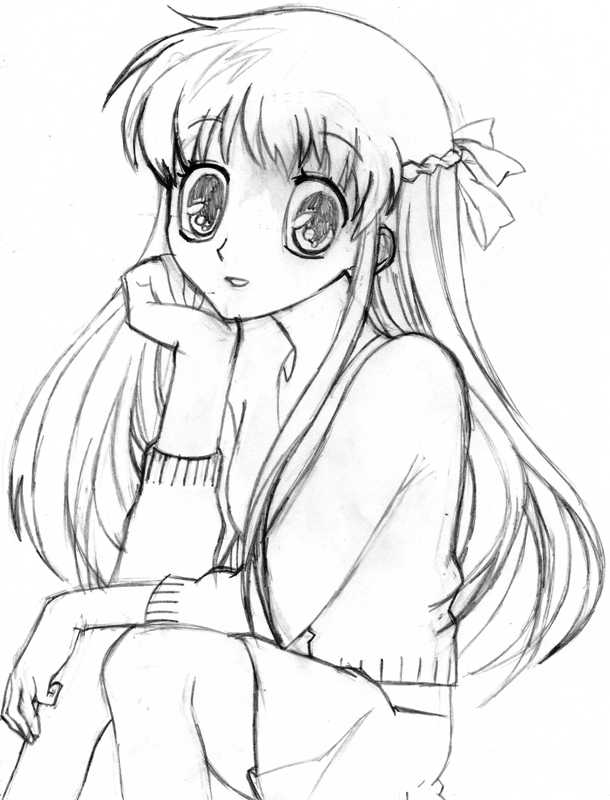 10 Pics Of Fruits Basket Kyo Coloring Pages
