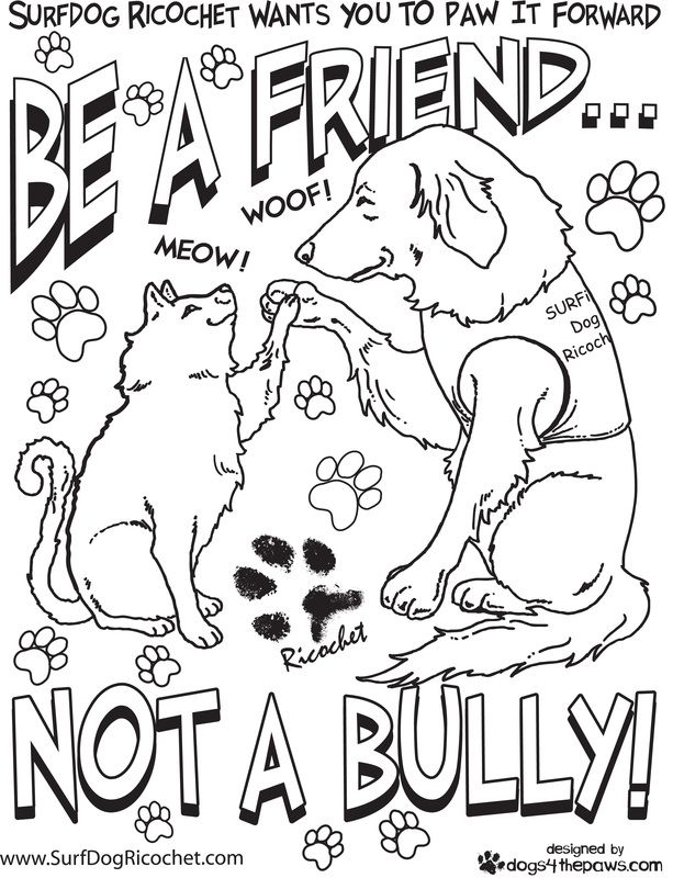 Kindness Coloring Pages Coloring Home