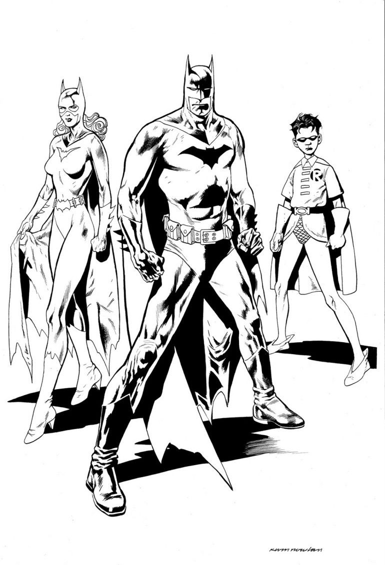 Coloring pages for photoshop az coloring pages for Batman robin coloring pages