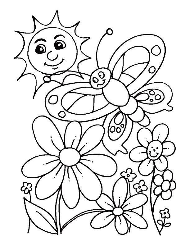 Cartoon Sea Animals Coloring Pages Printable - Coloring Pages For ...