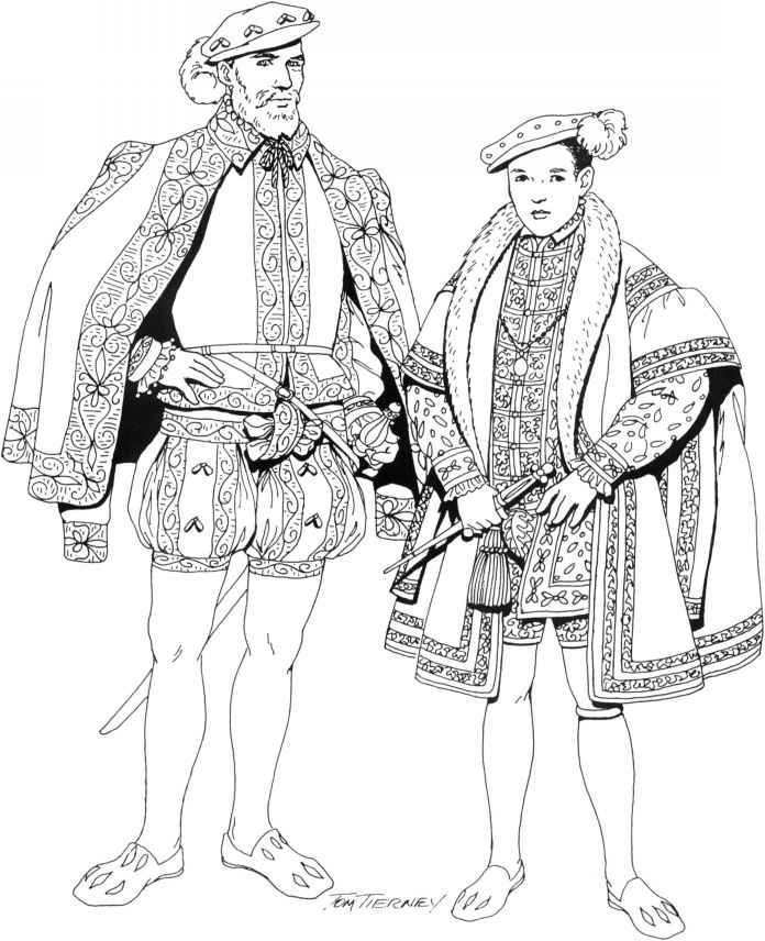 coloring pages for the renaissance - photo#24