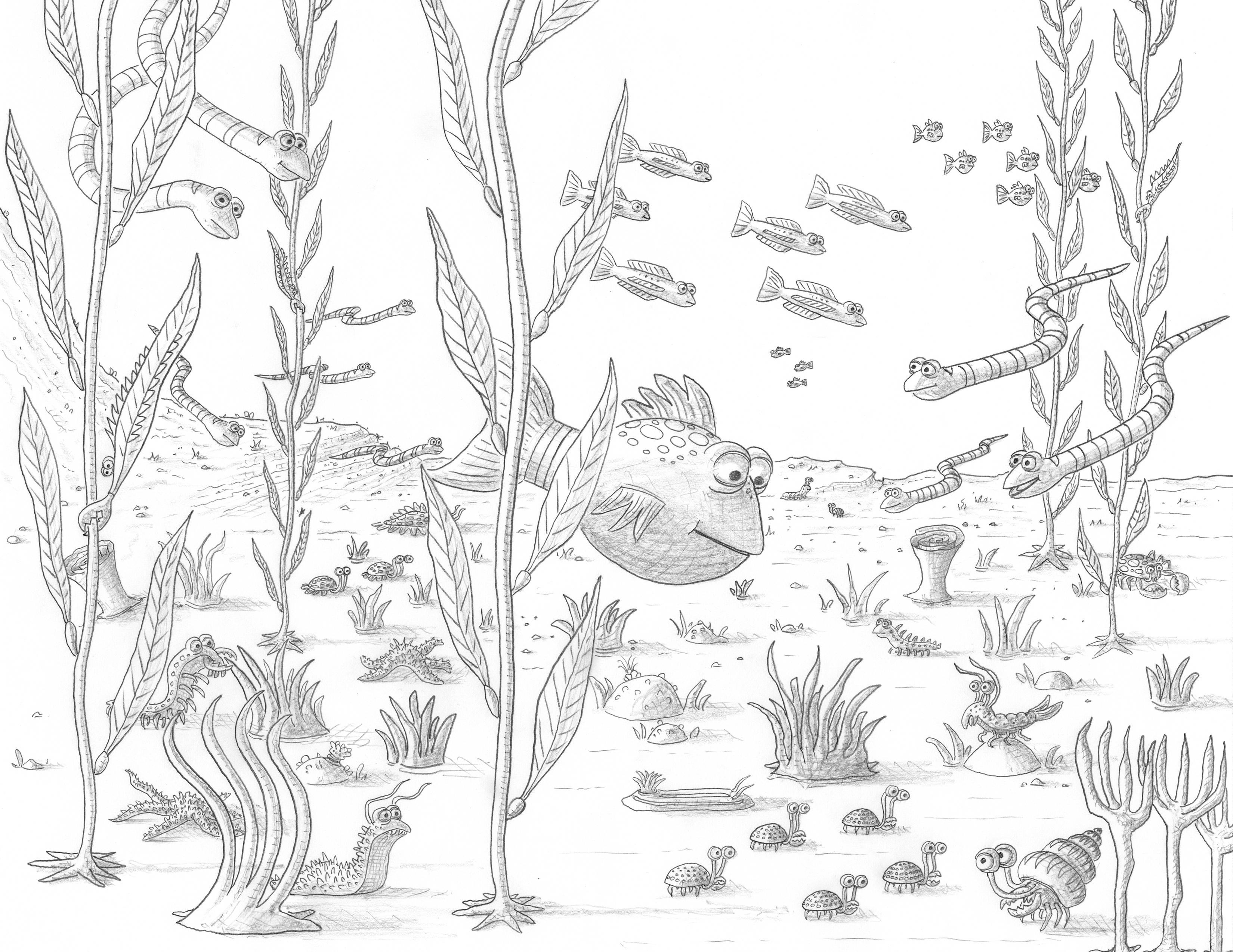 Pout Pout Fish Coloring Pages Az Coloring Pages Pout Pout Fish Coloring Pages