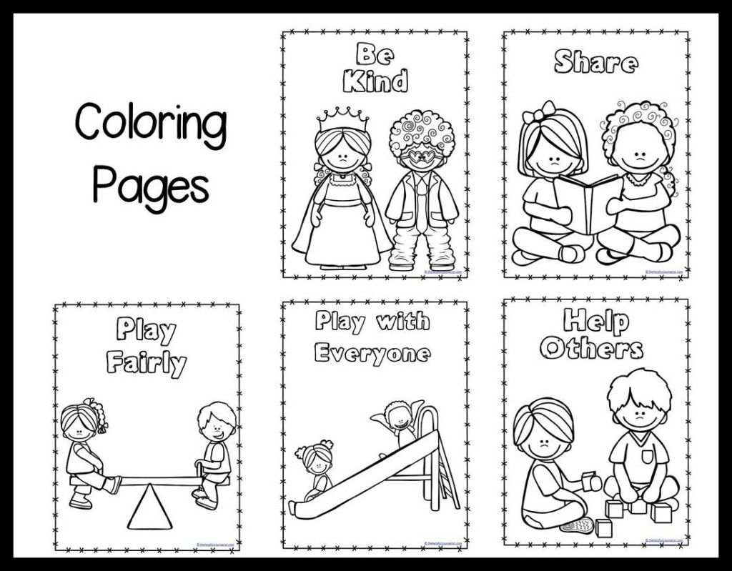 kindness coloring pages coloring home. Black Bedroom Furniture Sets. Home Design Ideas