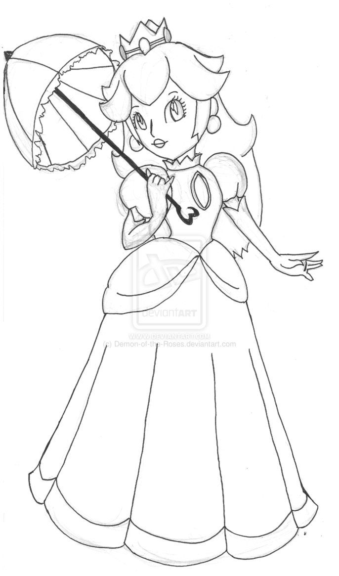 peach printable coloring pages - photo#29