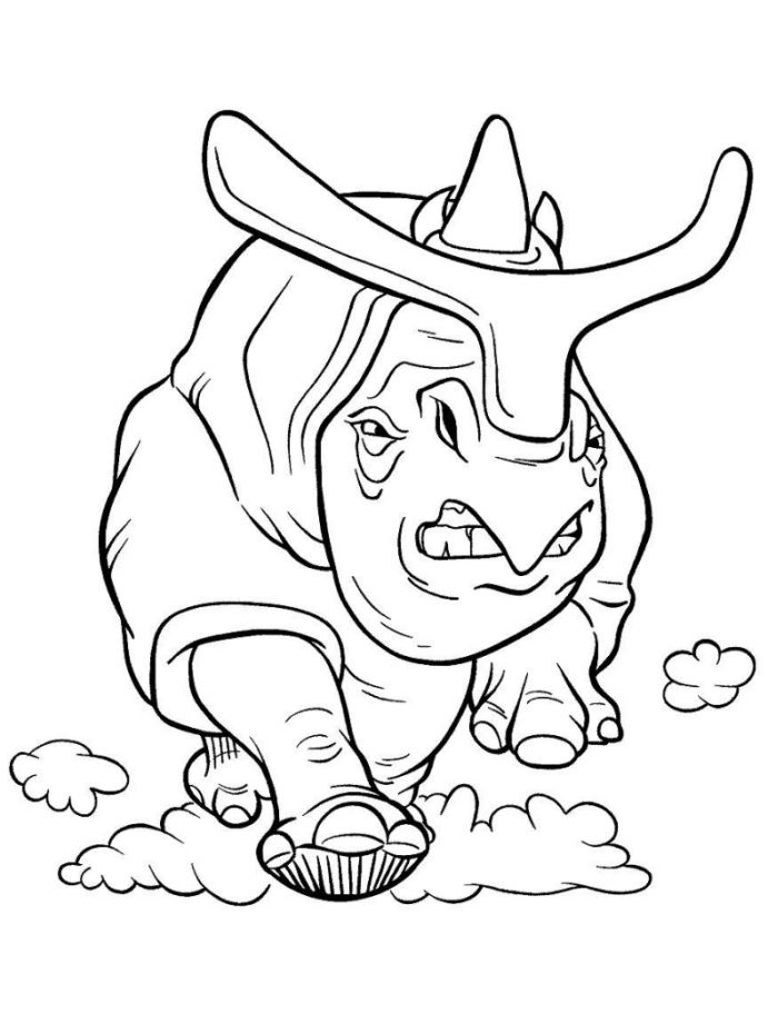 age 4 coloring pages - photo#16