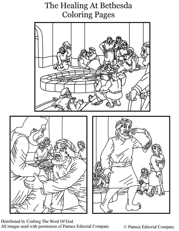 Jesus Fish Loaves Coloring Page Coloring Home