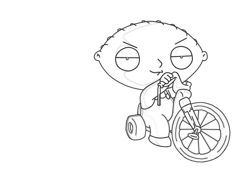 13 Pics Of Stewie Coloring Pages Stewie Griffin Coloring Pages