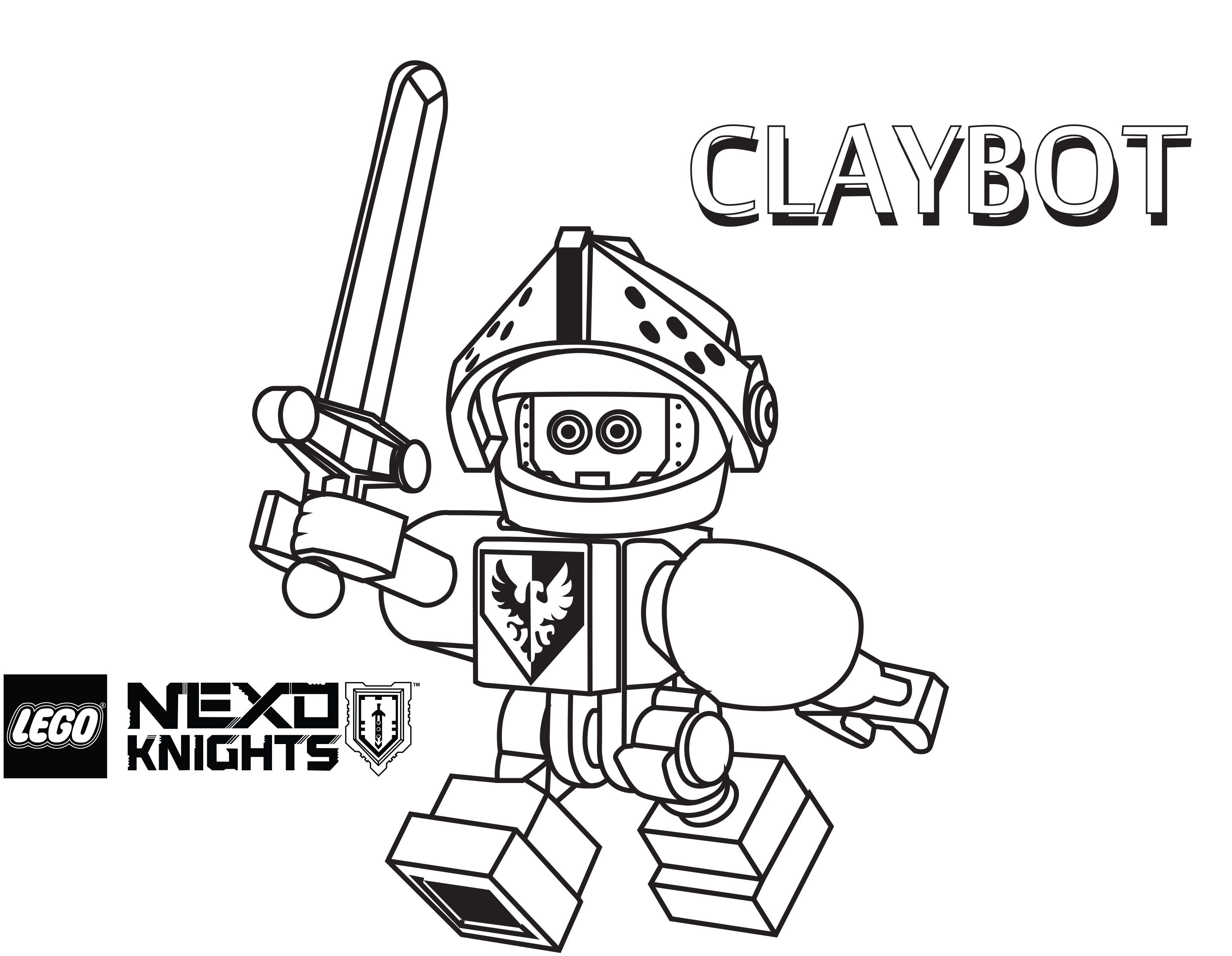 lego nexo knights coloring pages to print - nexo lego knights coloring pages sketch coloring page