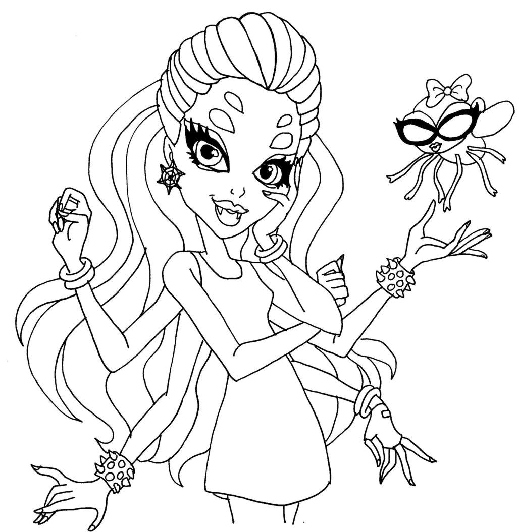 Coloring Pages Monster High Coloring Pages 13 Wishes monster high coloring pages 13 wishes eassume com catty noir az pages