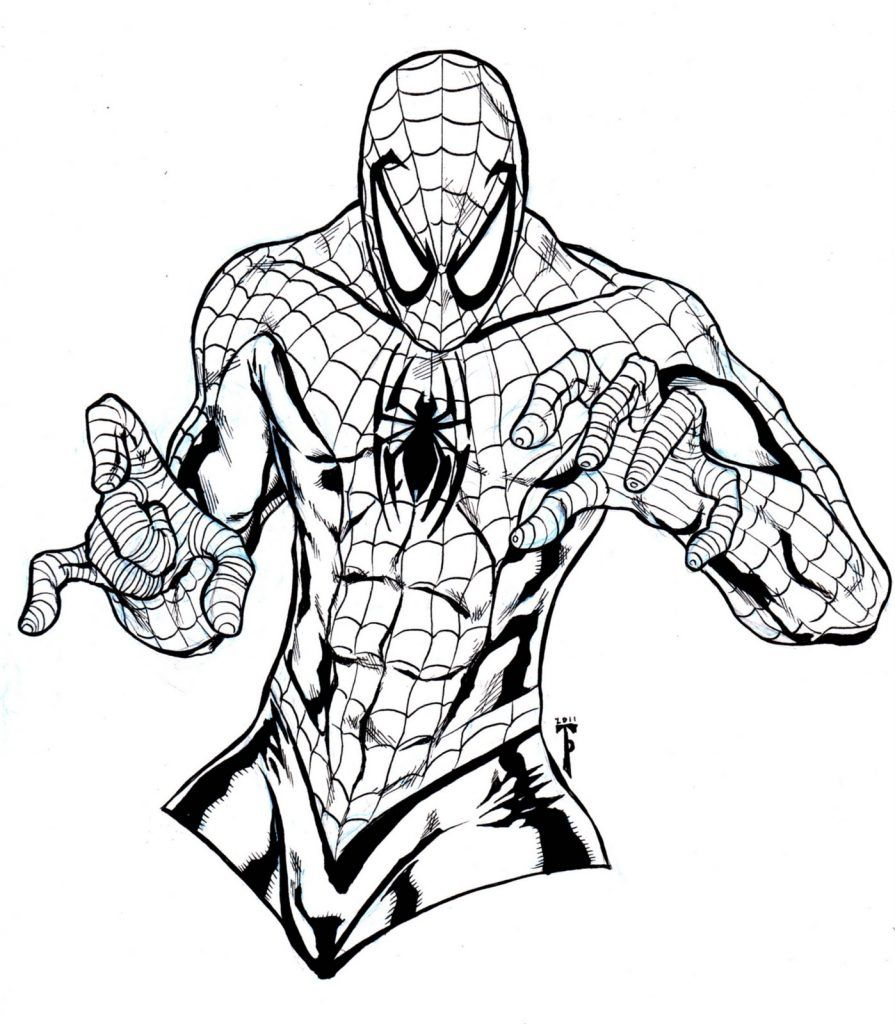 Carnage coloring pages coloring home for Disegni da colorare spiderman 3