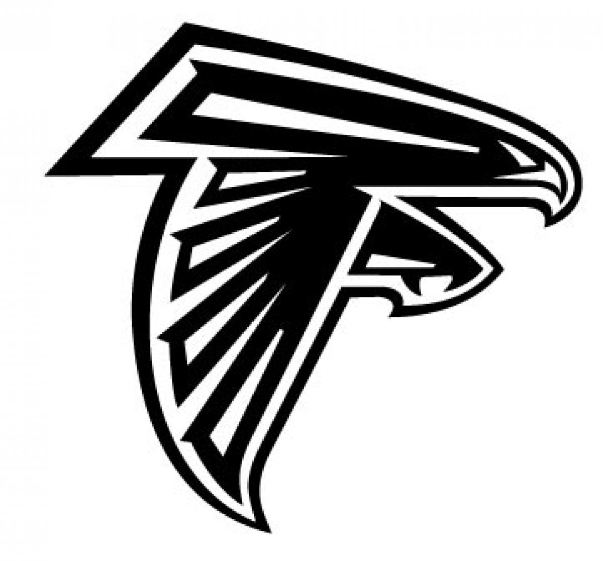 Free atlanta falcons clipart - ClipartFest