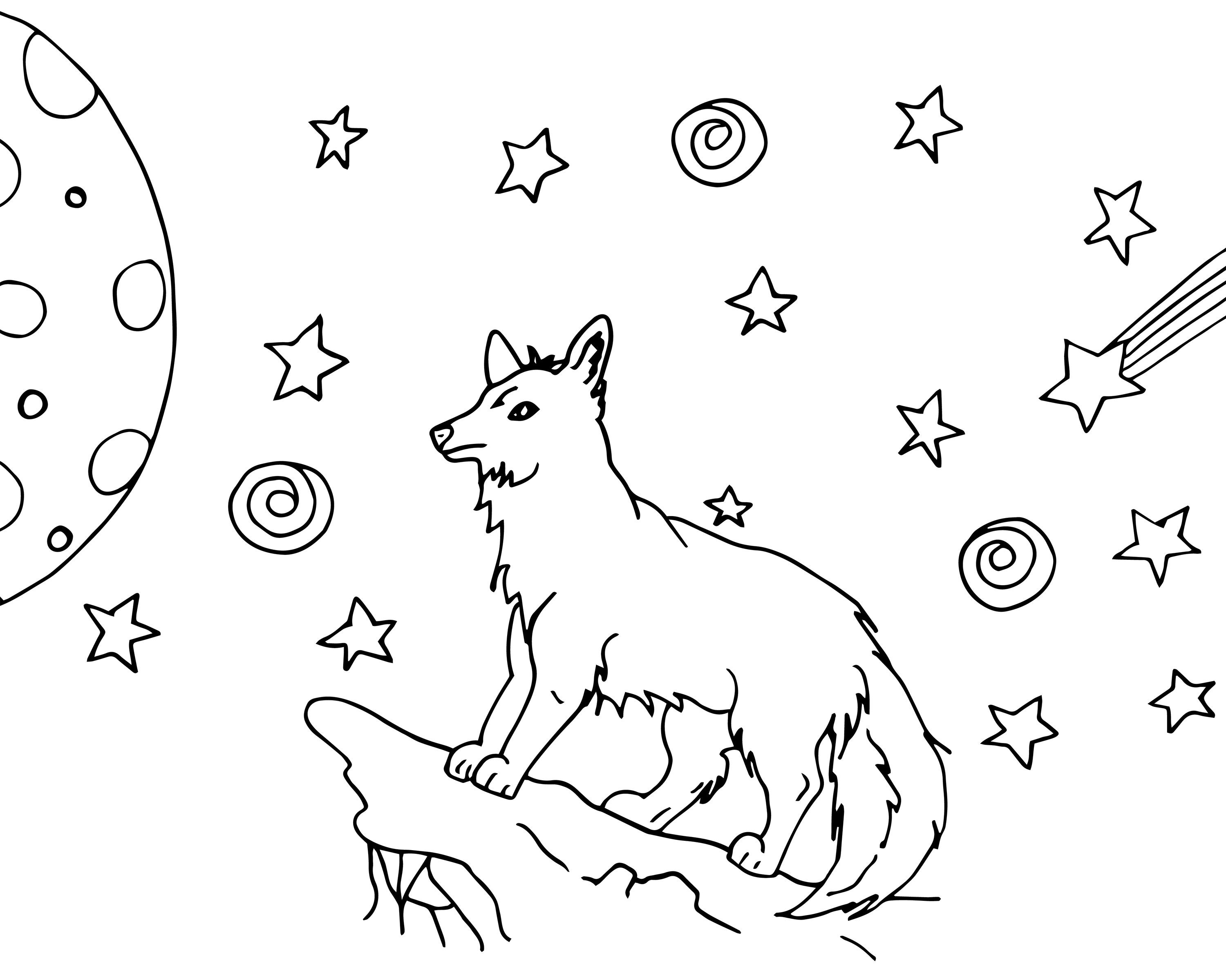 coloring pages stars coloring home