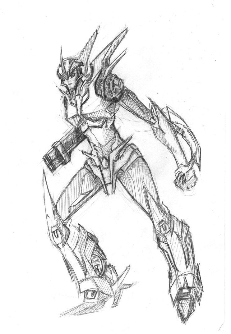 Transformers G1 Arcee Pages Coloring Pages