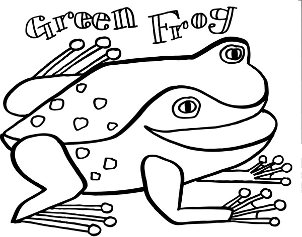 Eric Carle Coloring Page