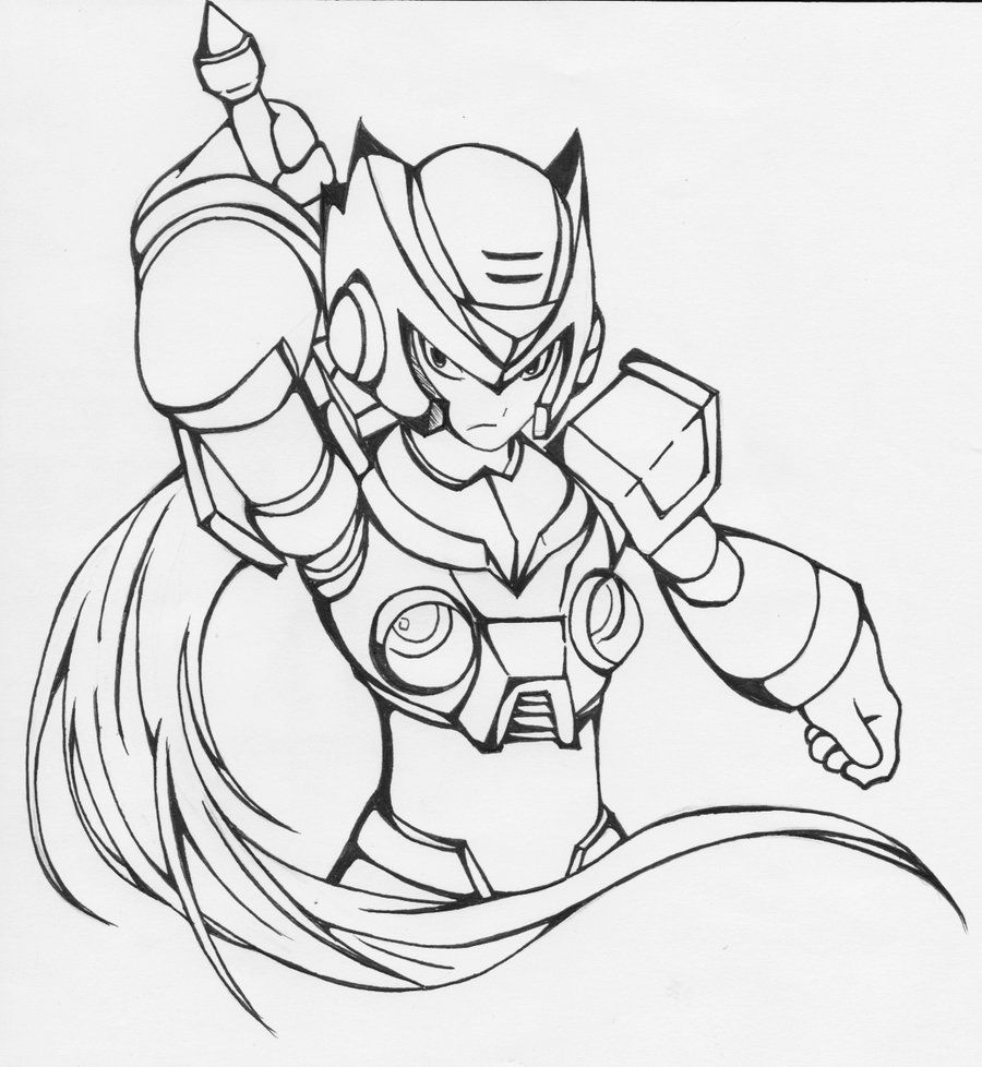 zero coloring pages - photo#44