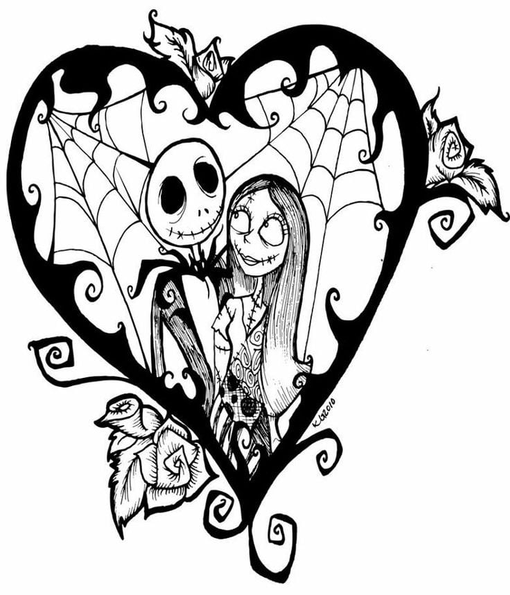 FREE Halloween Coloring Pages for Adults & Kids - Happiness is ...