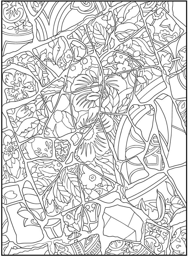 free artist coloring pages - photo#41