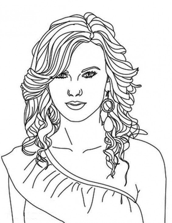 Coloring Pages People Idea - Whitesbelfast