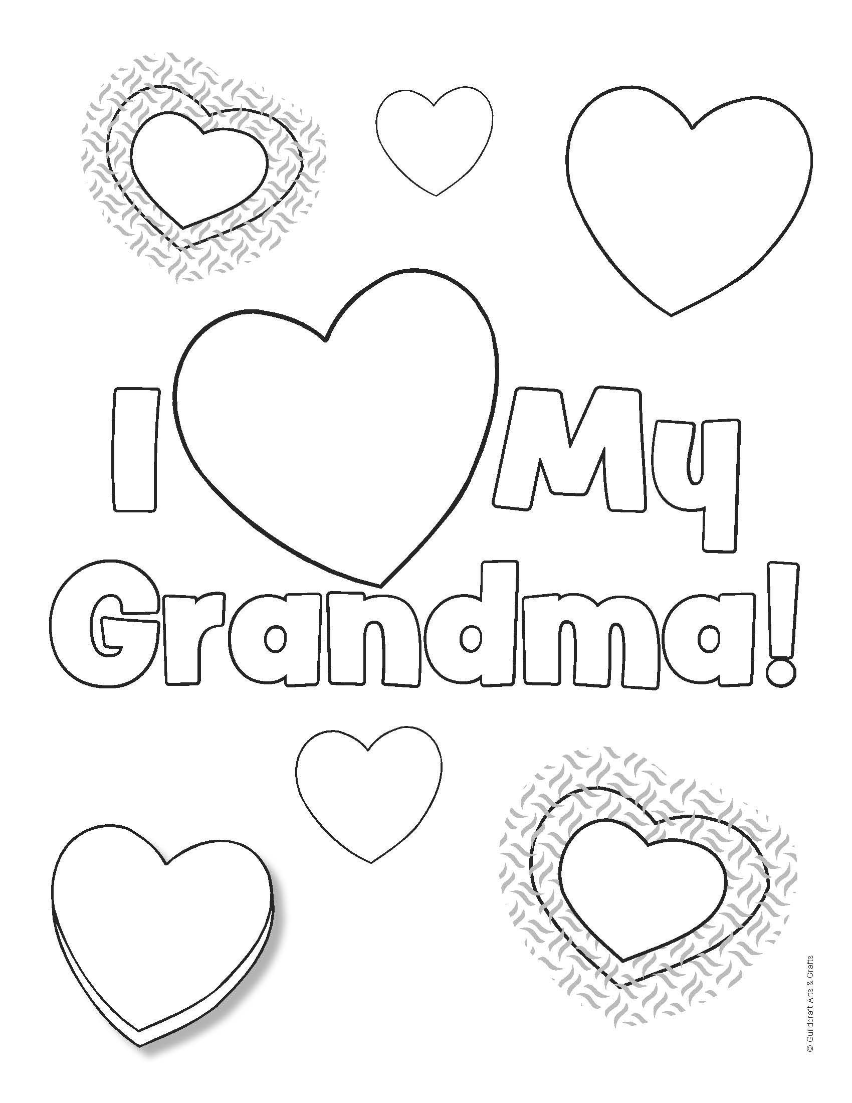 funny grandpa coloring pages - photo#42