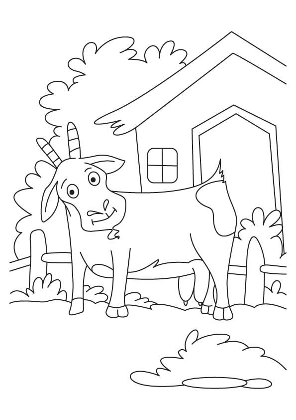 Three Billy Goats Gruff Troll Coloring Pages Az Coloring Three Billy Goats Gruff Coloring Page