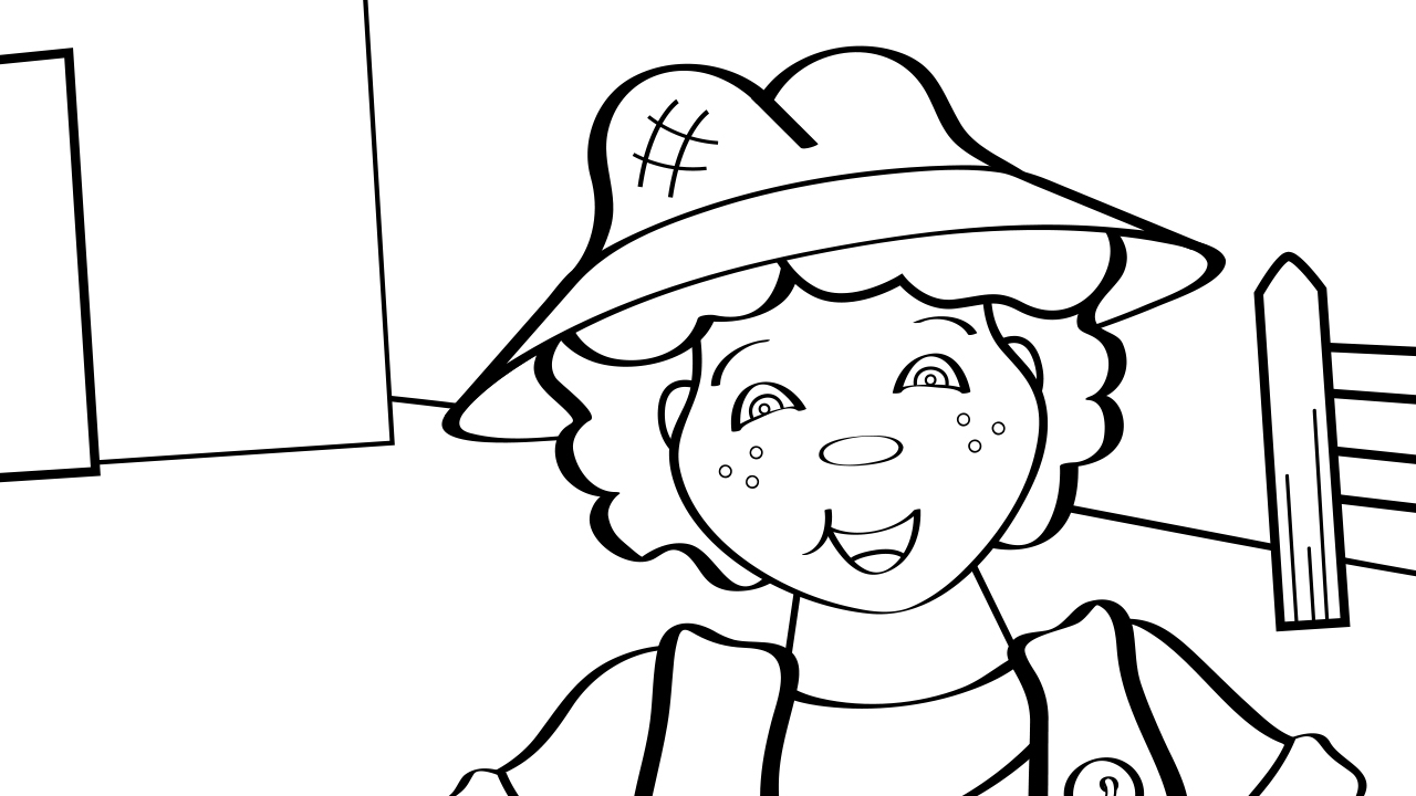 Old macdonald had a farm coloring pages coloring home for Old macdonald coloring pages