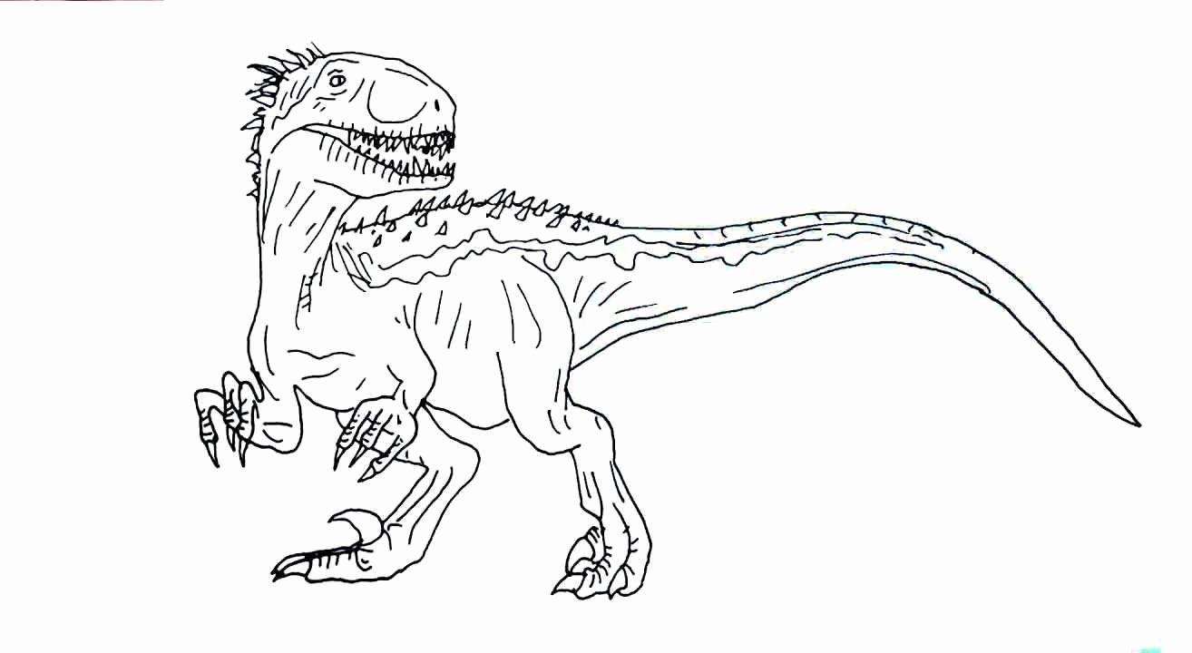 24 Indominus Rex Coloring Page | Wsibrusselsblog.org ...