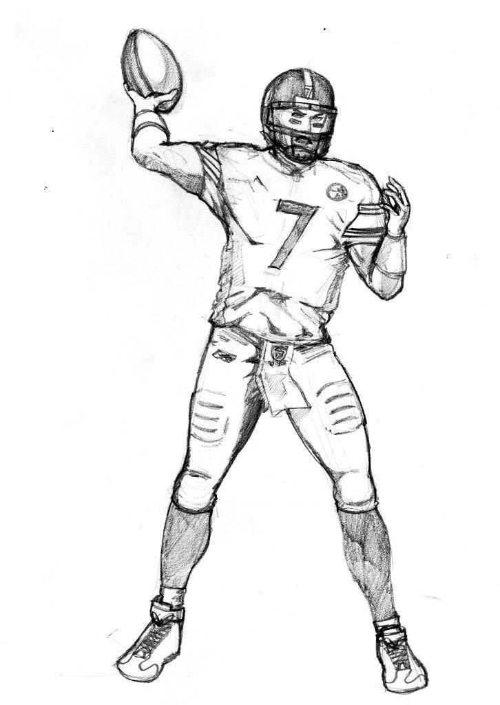 printable cam newton coloring pages - photo#13
