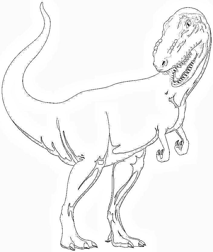 meat eating dinosaurs coloring pages dinosaurs pictures and facts