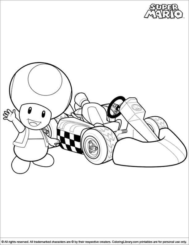 mario brothers coloring pages yoshida - photo#20