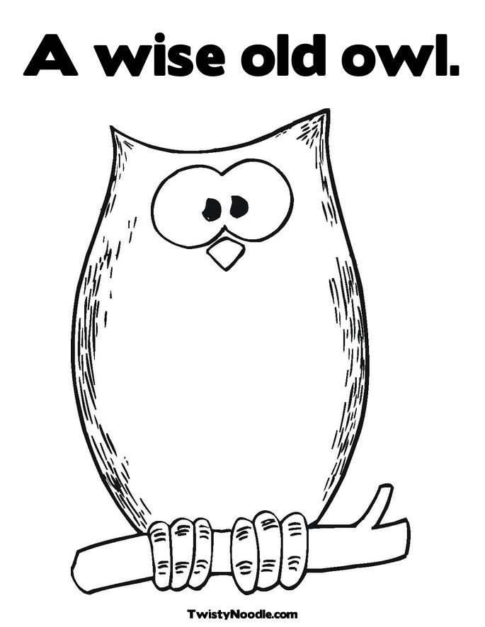 Owl Coloring Pages Pdf : Halloween owls colouring pages coloring home