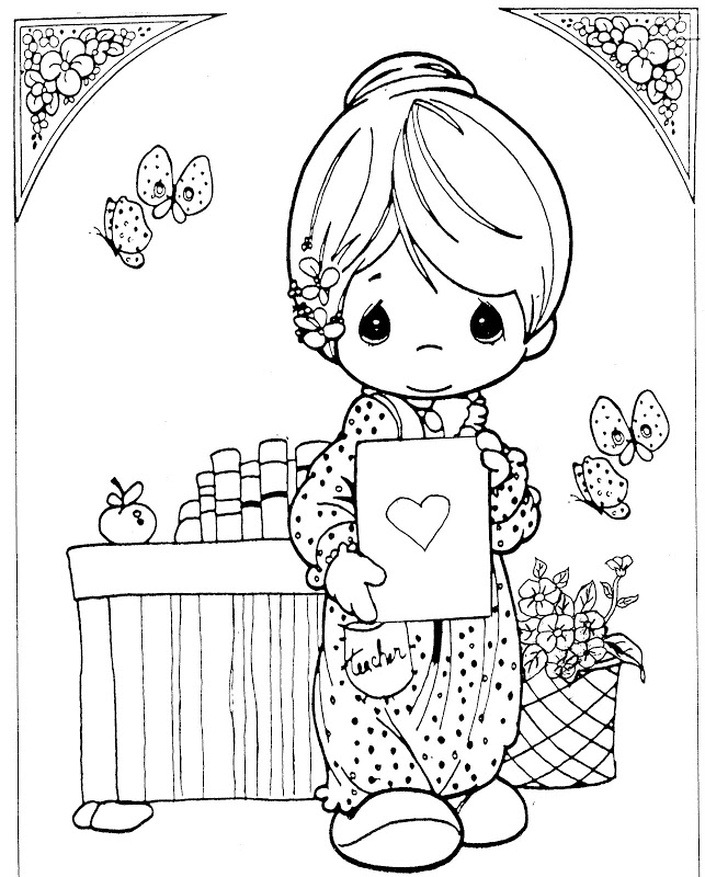 p moments coloring pages christmas - photo#46