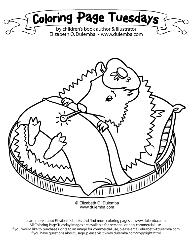 very quiet cricket coloring pages - photo#10