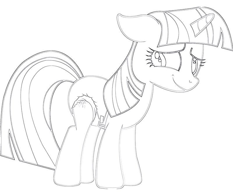printable twilight sparkle coloring page is free hight resolution az coloring pages