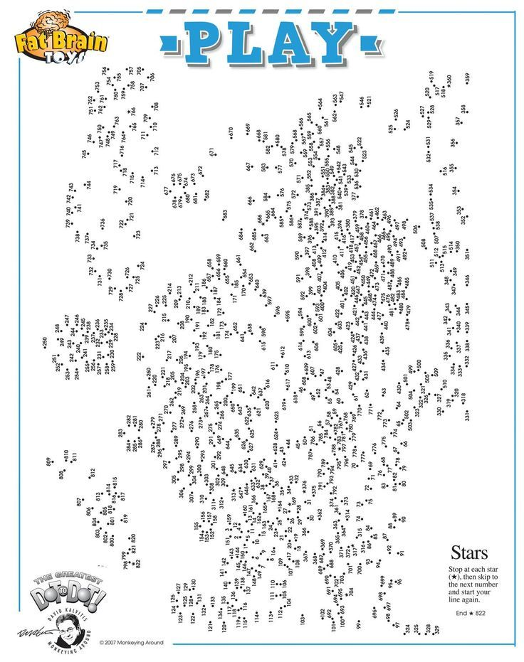 Current image throughout hard dot to dot printable