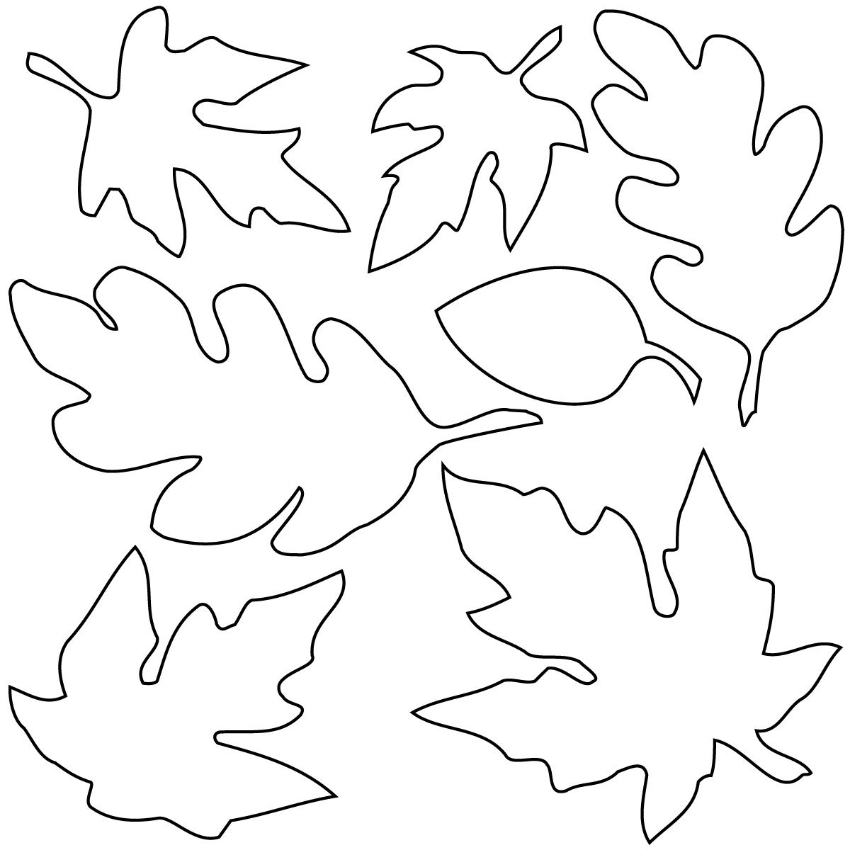 fall leaf coloring page coloring page photos