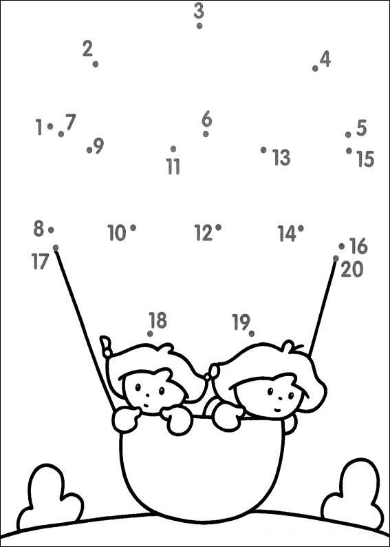 Worksheets Connect The Dots 1 To 17 kindergarten dot to az coloring pages connect the dots kids activities
