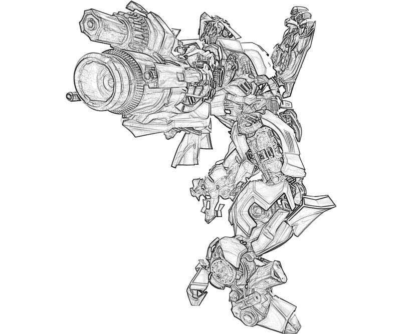 how to draw bumblebee from transformers 5