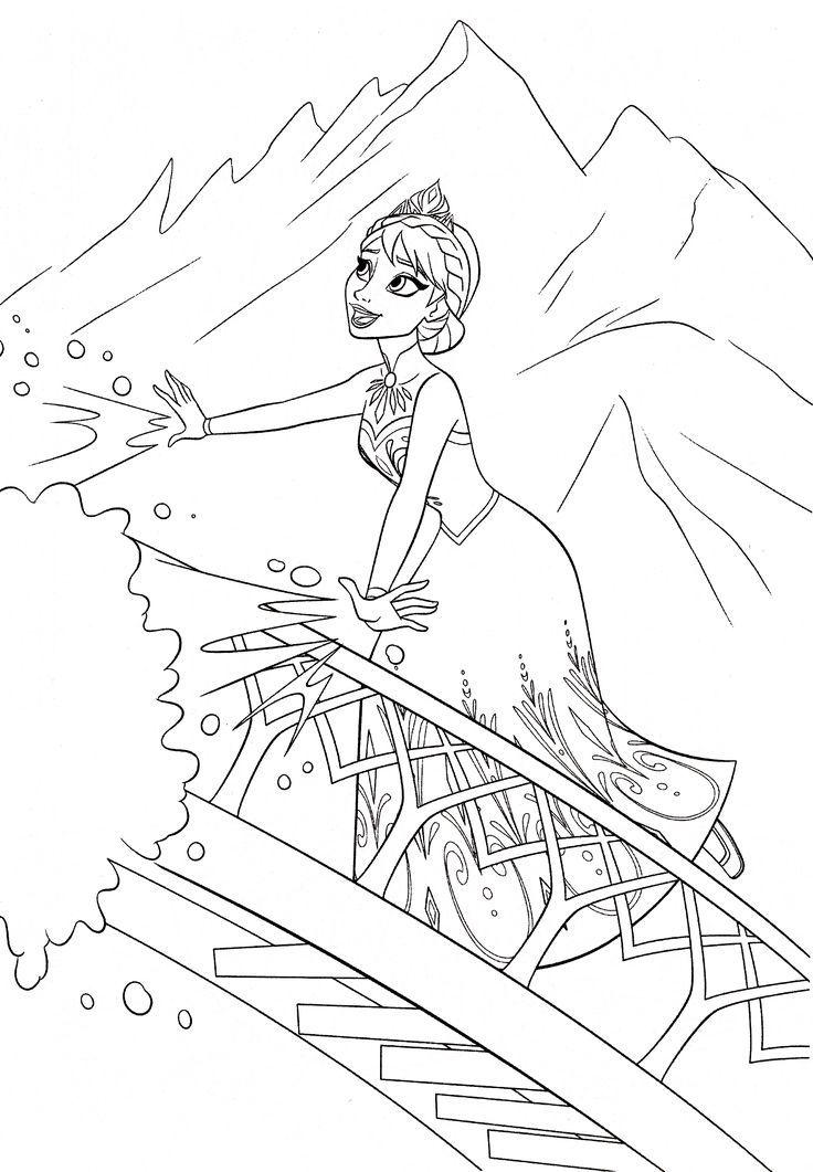 Kristoff Coloring Sheet From Disneys Frozen