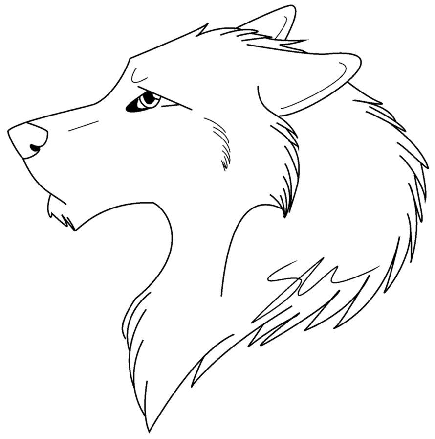Wolf coloring pages printable - Beautiful Wolf Girl Coloring Pages Coloring Pages For All Ages