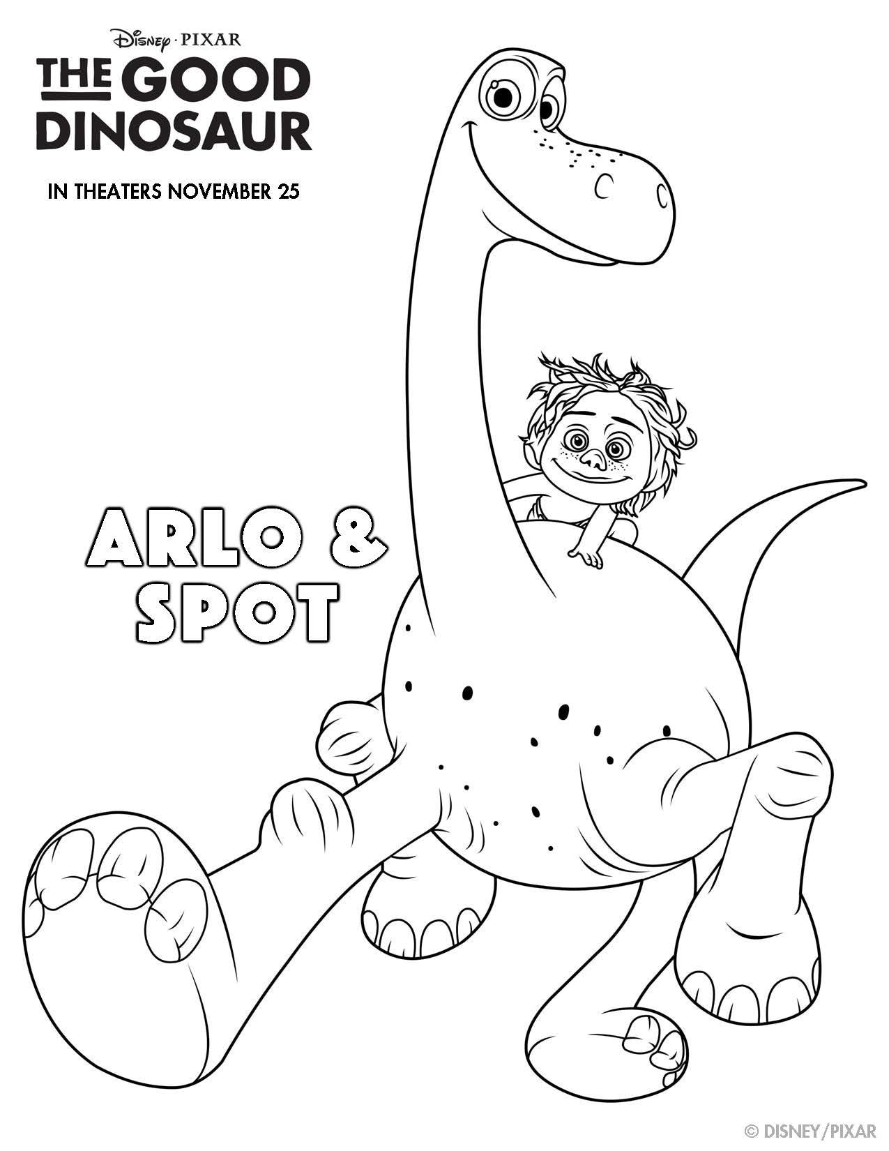 dinosaur footprint coloring pages - photo#33