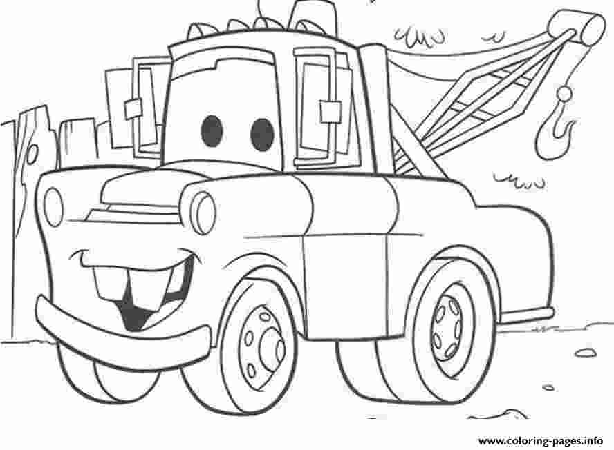 Mc Queen Coloring Pages - Coloring Home
