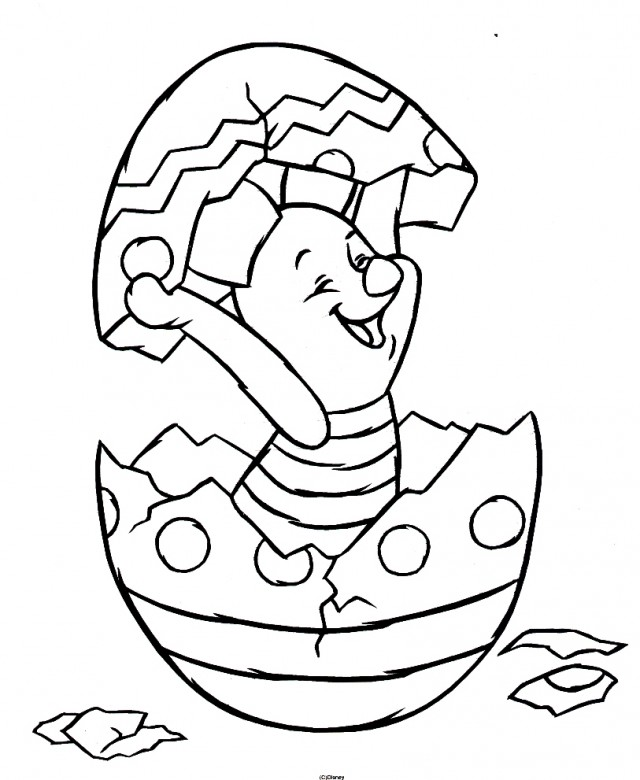 clasic poooh coloring pages - photo#28