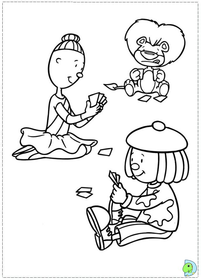 Coloring Pages Jojo : Jojo circus coloring pages az