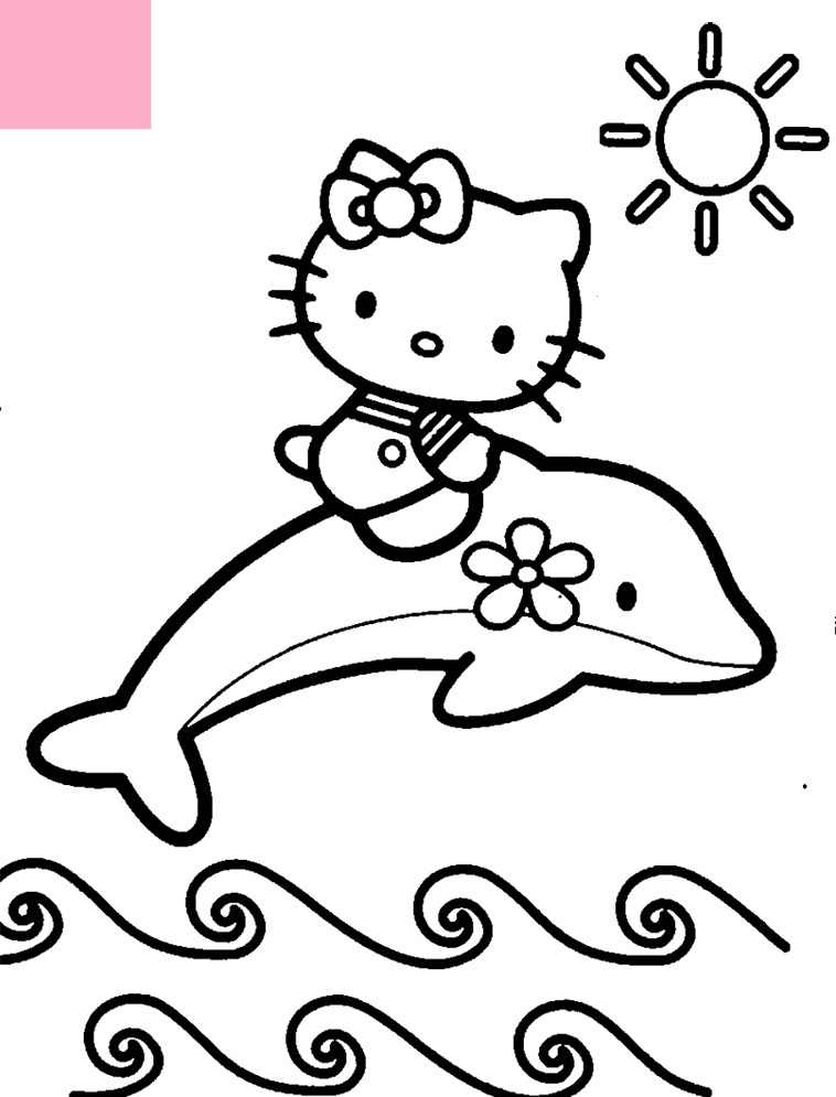 Free A Dolphin Is A Mammal Coloring Pages
