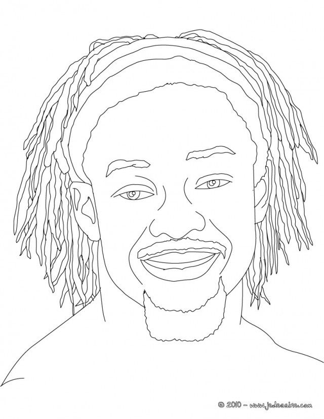 Wwe Coloring Pages Of Kofi Kingston Coloring Home