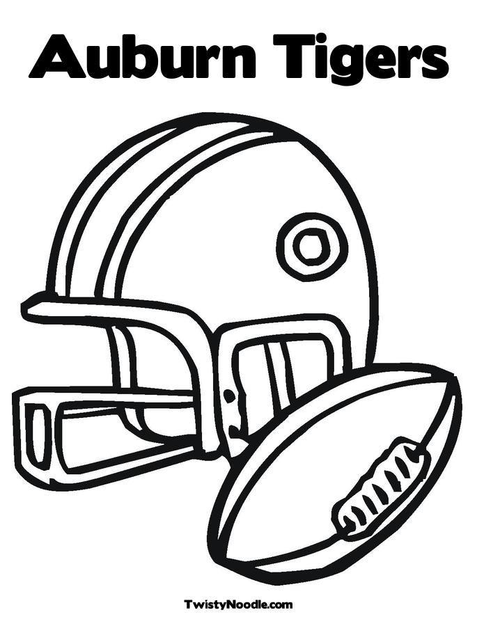 auburn aubie coloring pages - photo#13