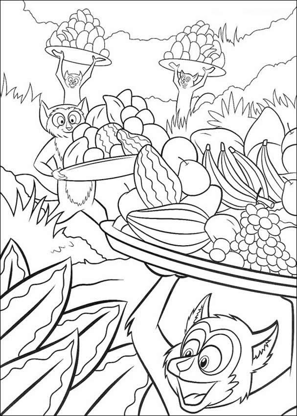celebrity image gallery: Food Coloring Pages